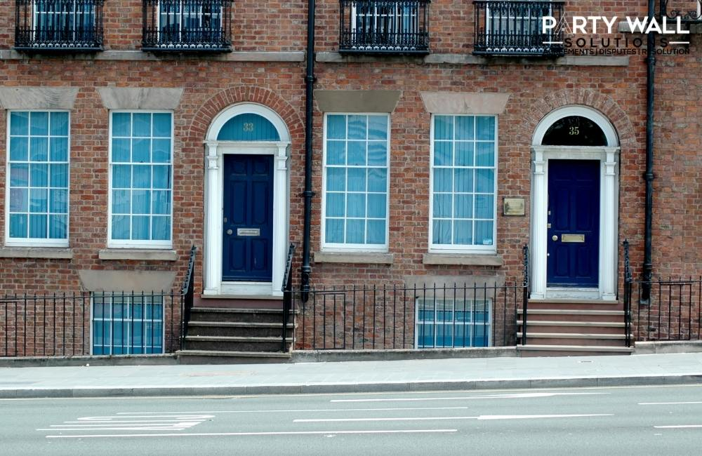 Party Wall Surveys & Services In Lees