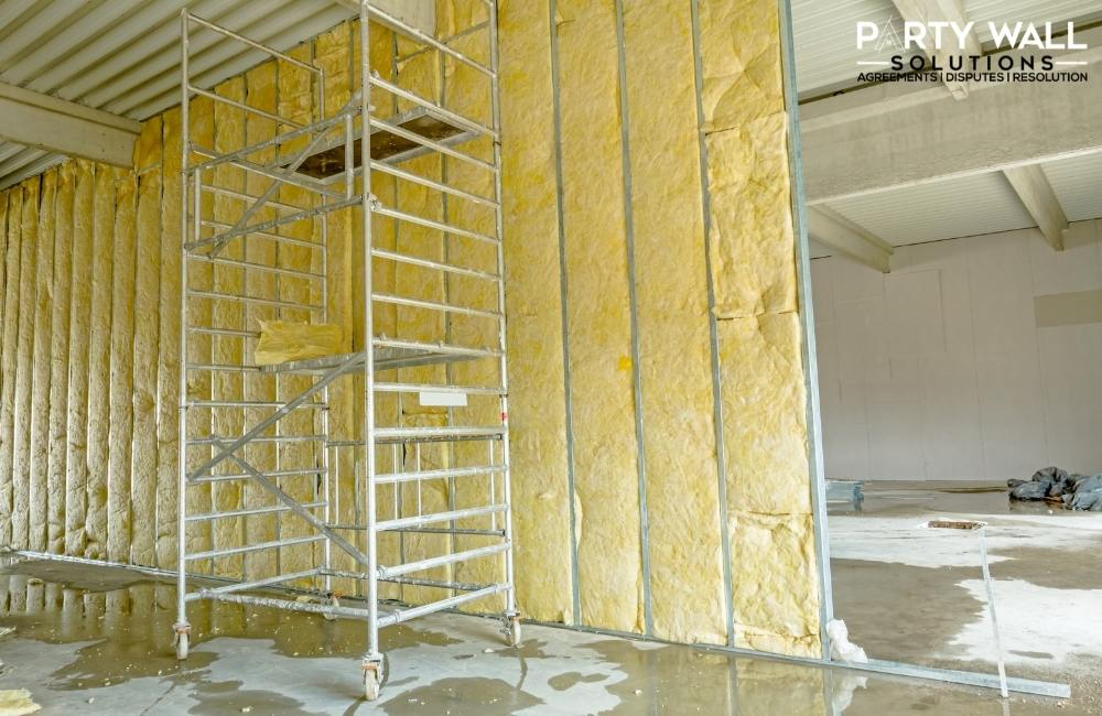 Party Wall Surveys & Services In Rhosllanerchrugog